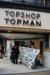 The nursery banner moves to Topshop